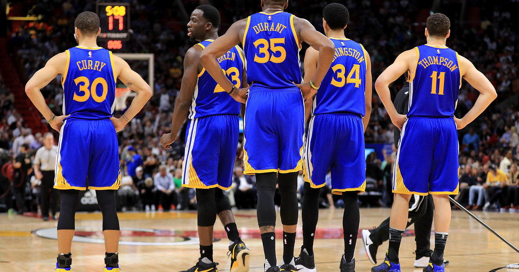 One. Win. Away. Golden State and the True Playoff Sweep