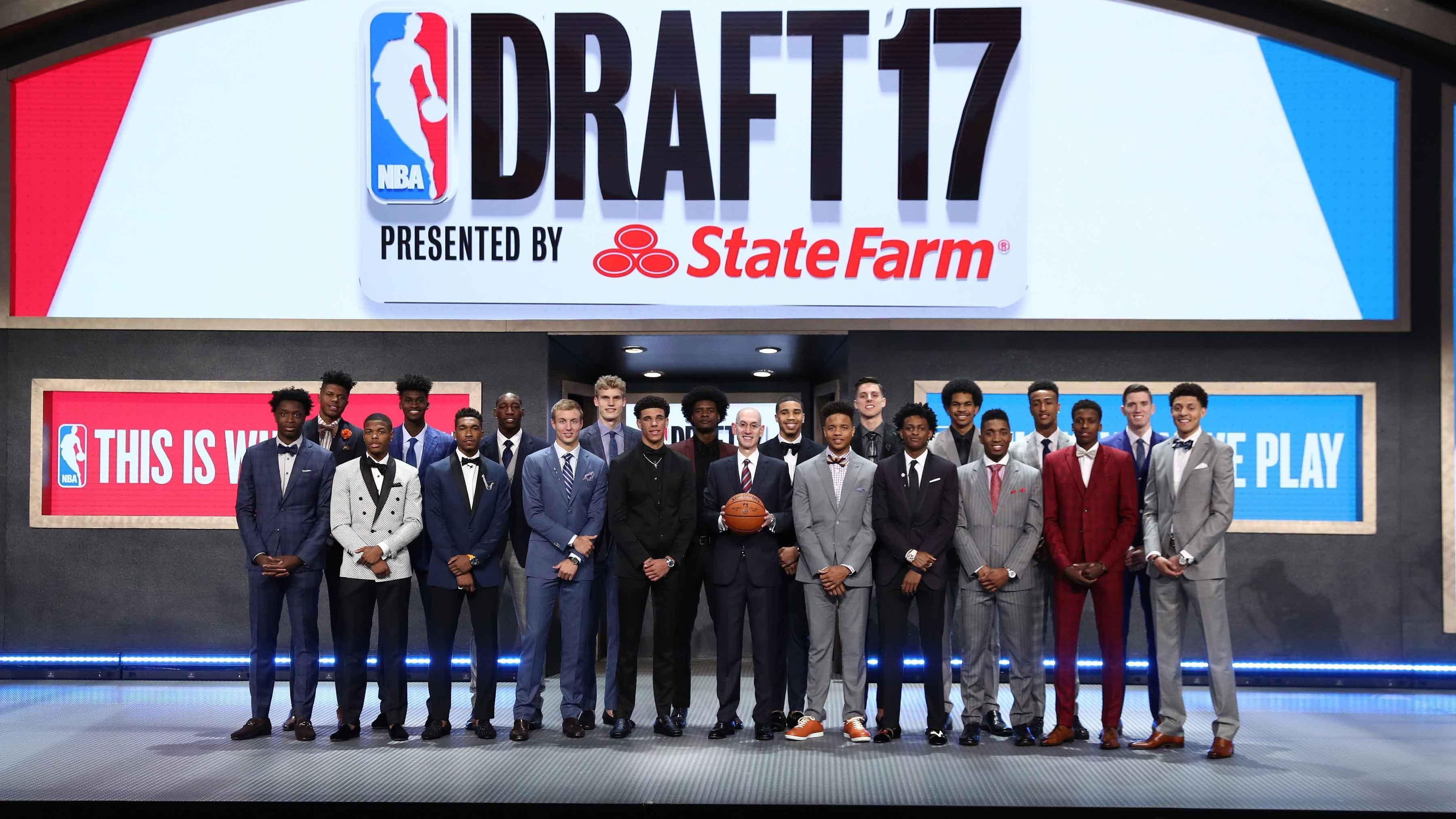 Reactions to the 2017 NBA Draft