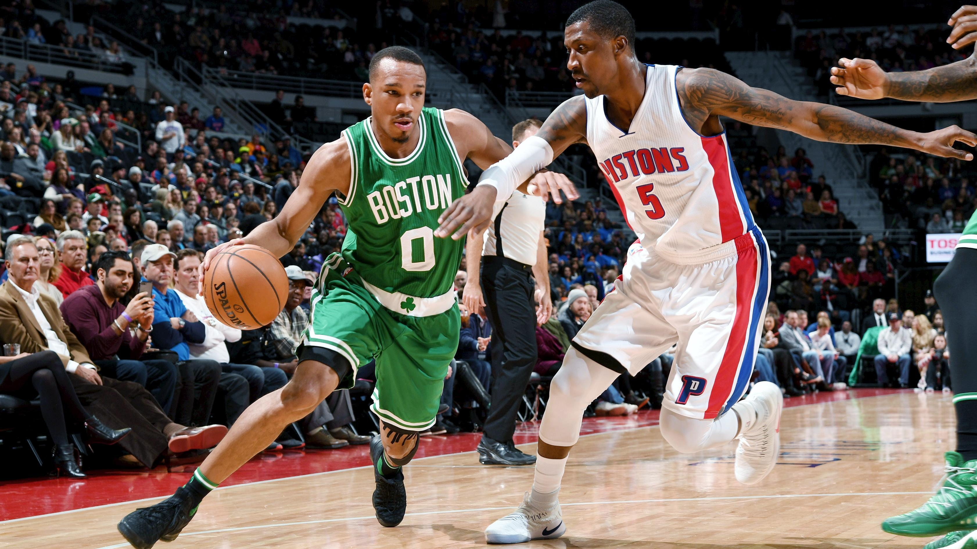 Trading Avery Bradley Was the Right Move