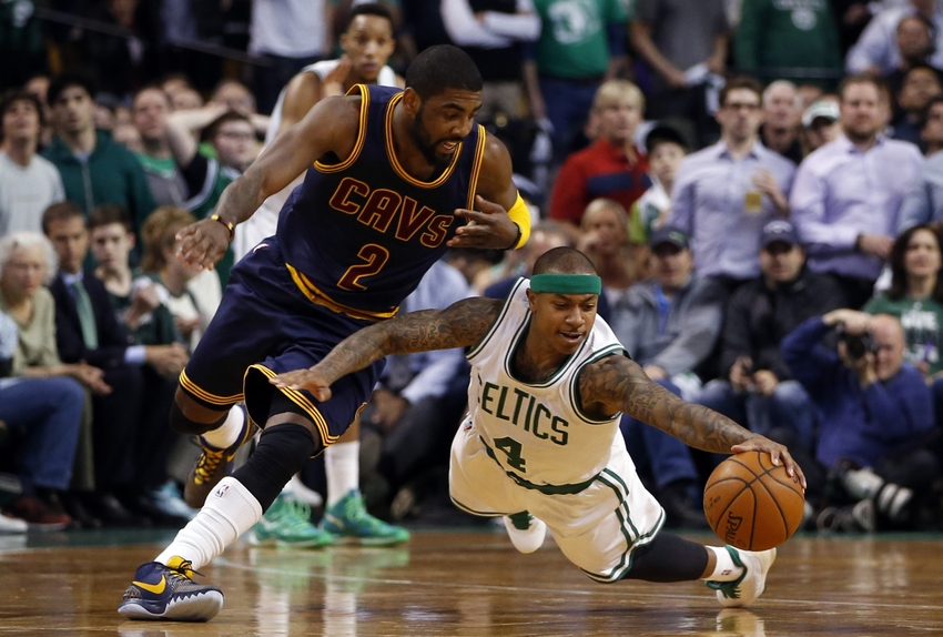 Isaiah Thomas and Others for Kyrie Irving: The Celtics and Cavs Complete the Biggest Trade of the Summer