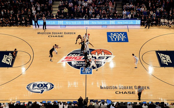 2017-18 Big East Conference Men's Basketball Prediction
