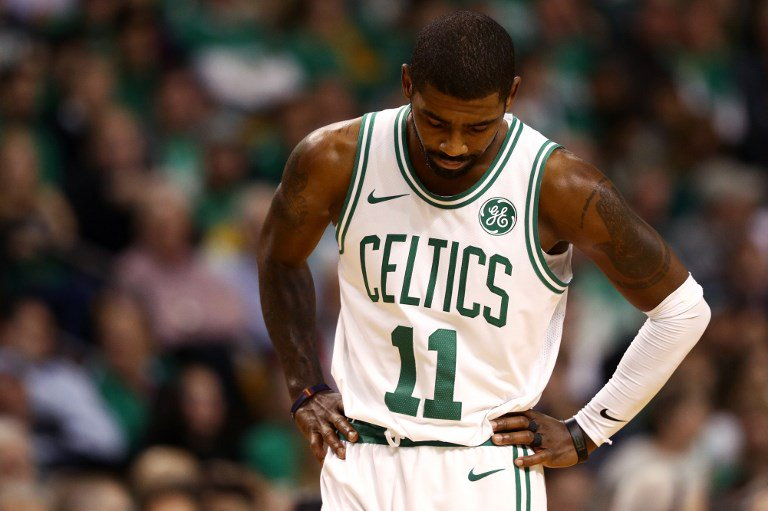 Fan Article of the Week: Kyrie Irving for MVP?