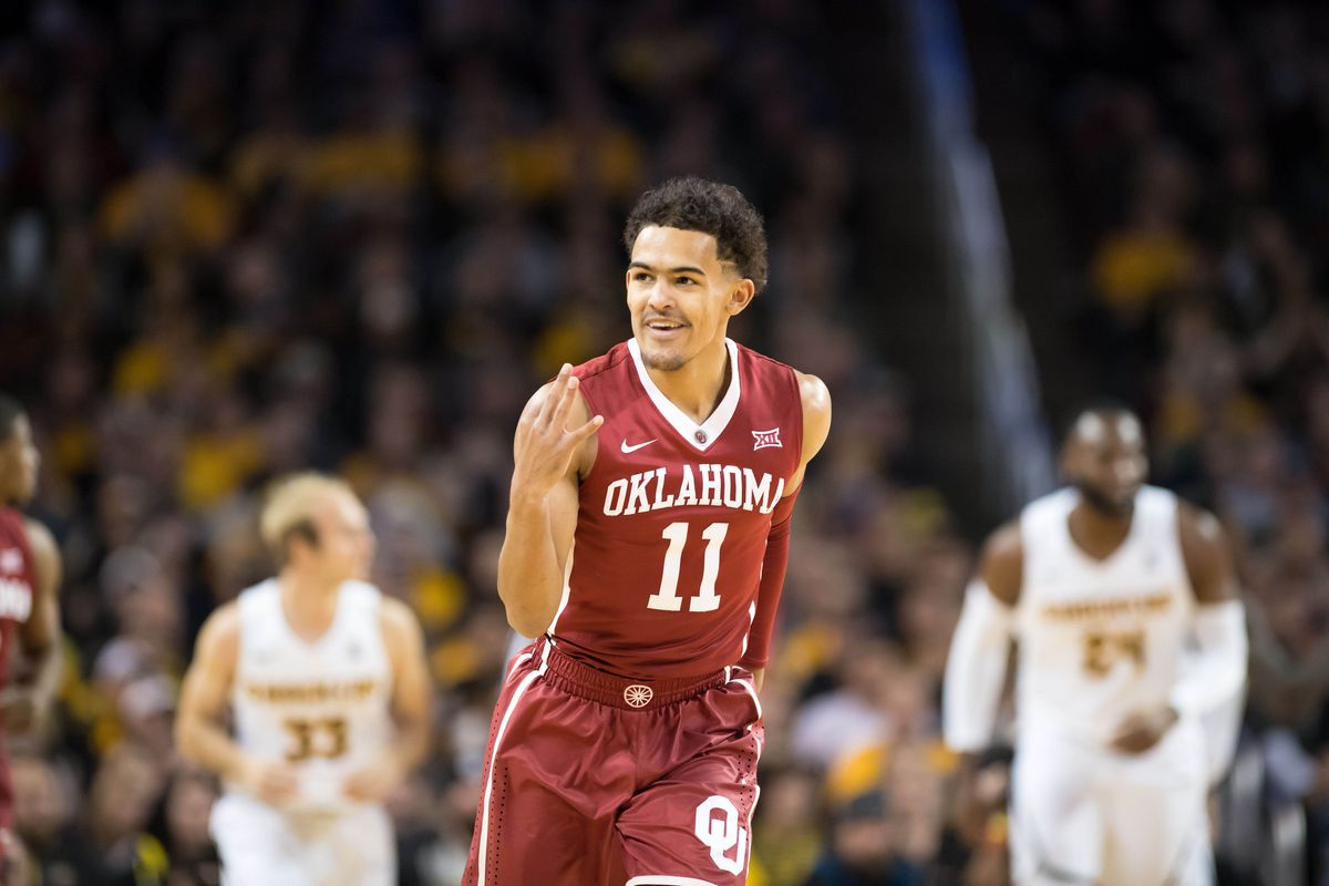 Trae Young: College Basketball's New Sensation?