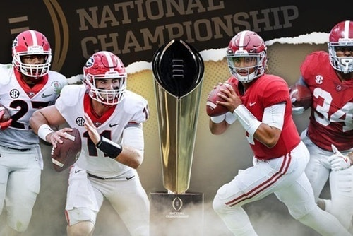 The 2018 CFB National Championship Preview