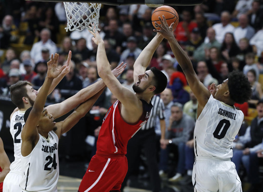 Colorado Basketball Successfully Beats Every Ranked Team in the PAC-12