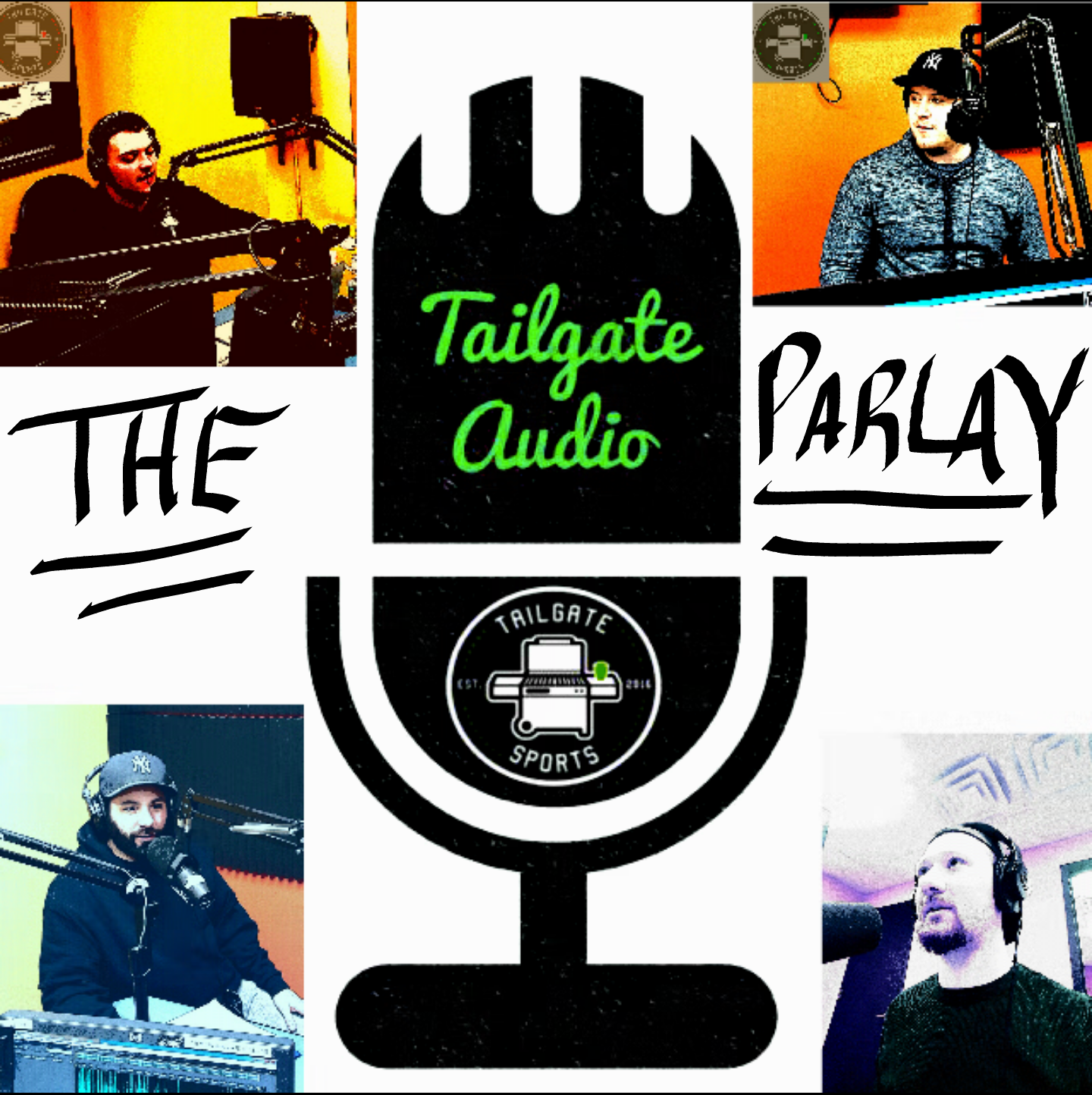 The Parlay Ep. 2 – 4/27/18
