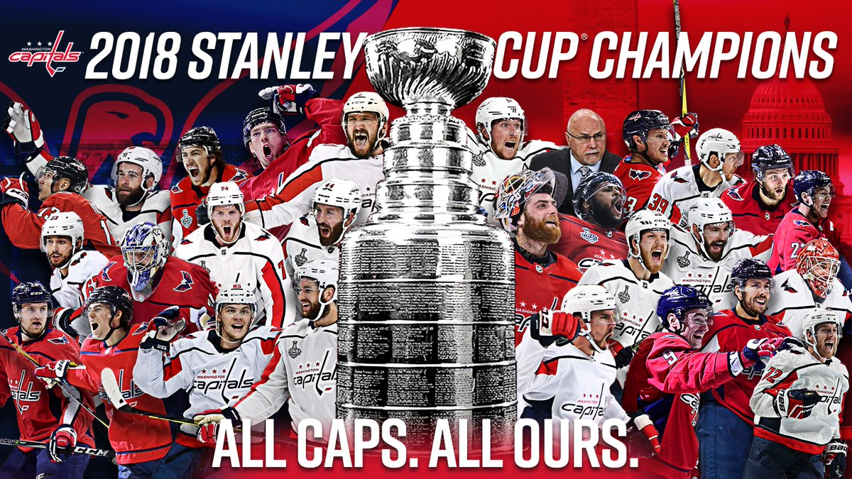 Caps' Year Ends as Cup Year