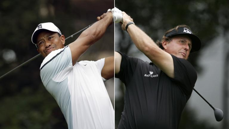 Tiger vs. Phil: An Epic Showdown