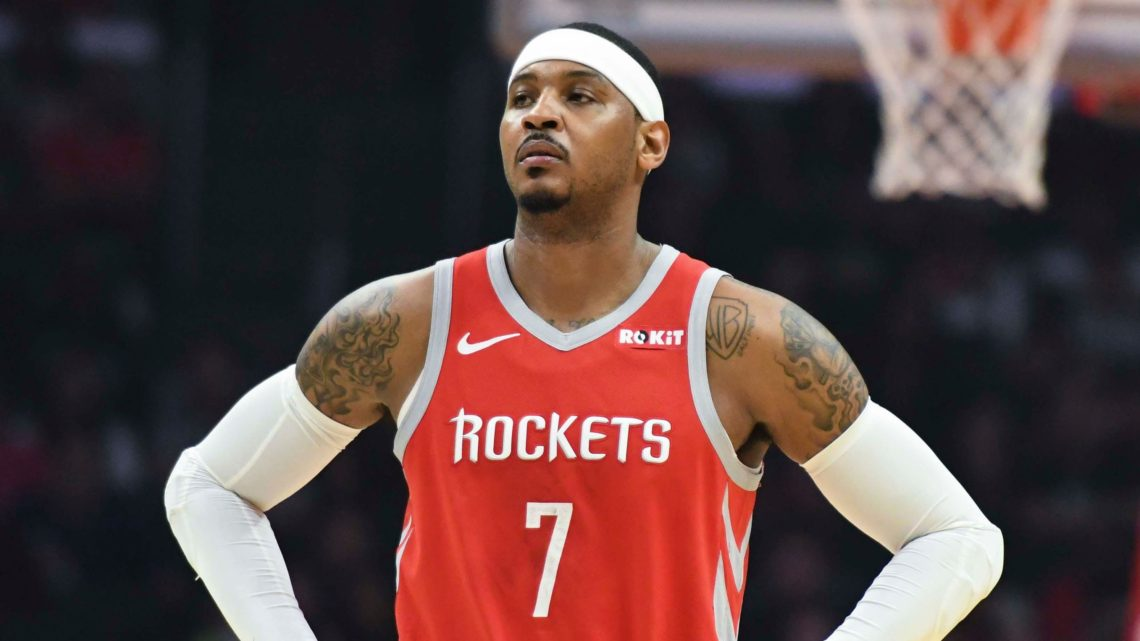 Potential Carmelo Anthony Destinations