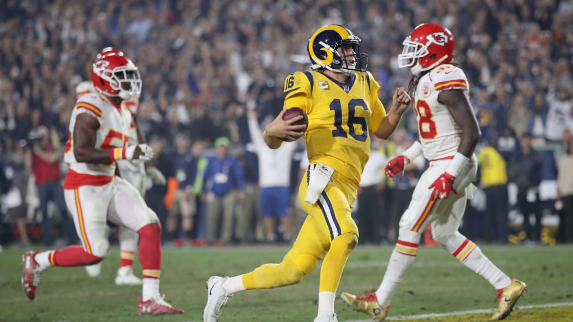 Rams Outduel Chiefs