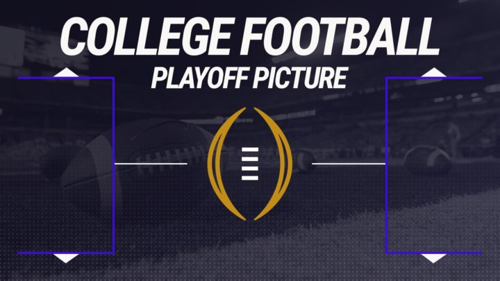 College Football Playoff Power Rankings Week 10