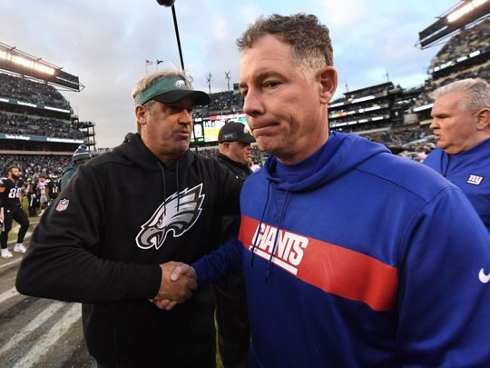 Giants are Done Chained and It's Their Coach's Fault