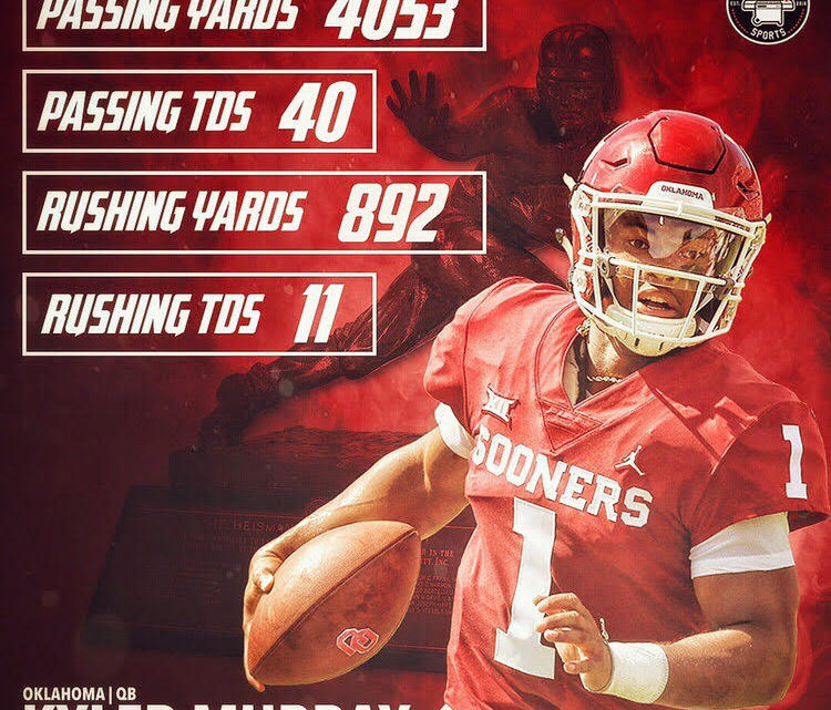Kyler for Heisman