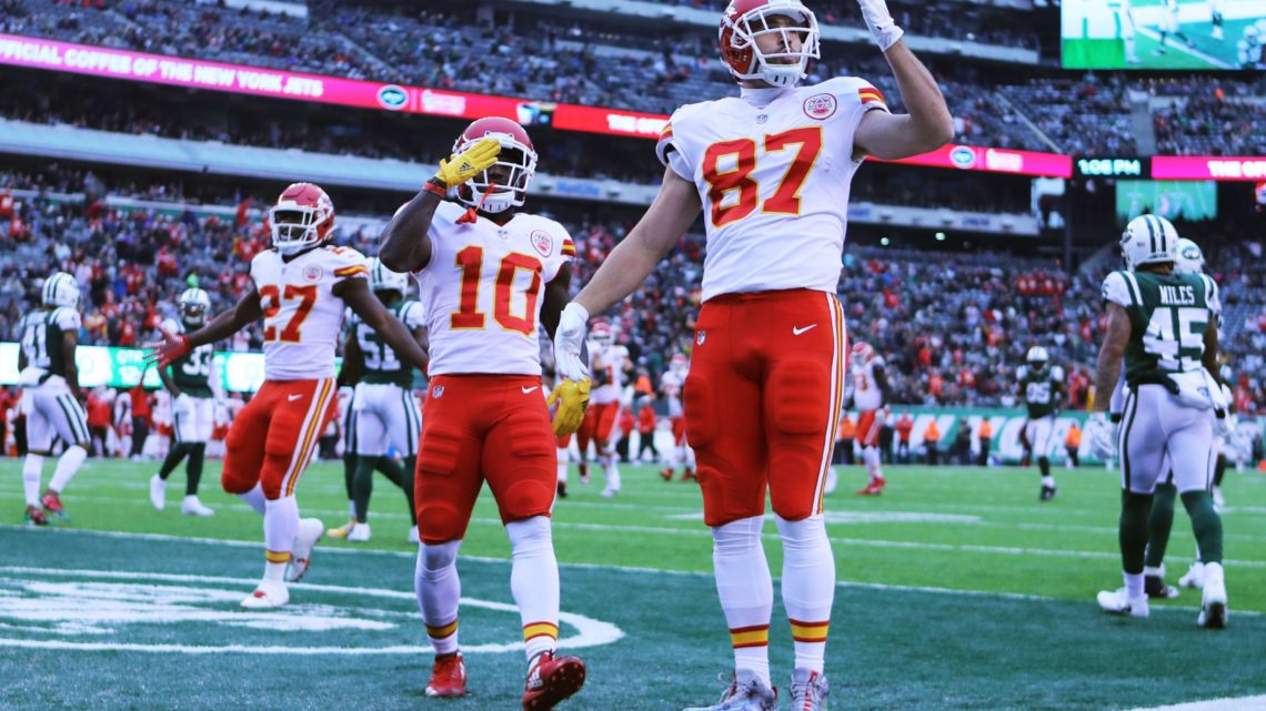 This Chiefs Team Will End Their Playoff Woes