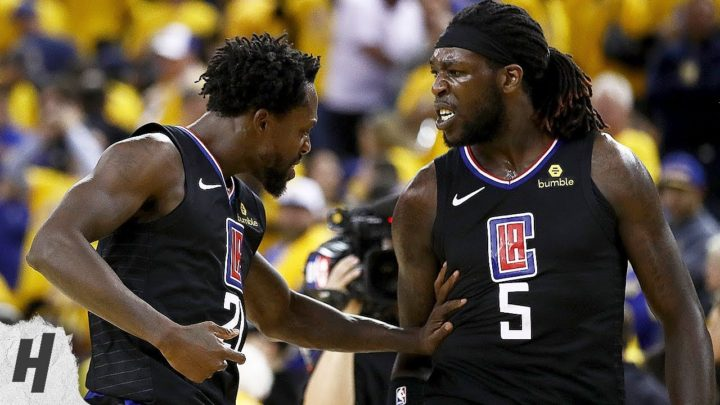 Darian's Playoff Pod: CLIPPERS SHOCK THE WORLD! (4.16.19)