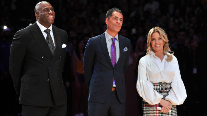 Magic Johnson's Crumbling Relationship with the Lakers