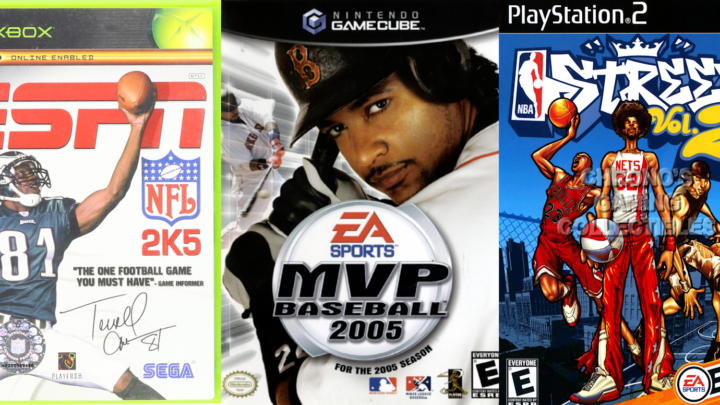 The Golden Age of Sports Video Games