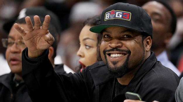 Ice Cube, the BIG3, and the Next Chapter of Basketball