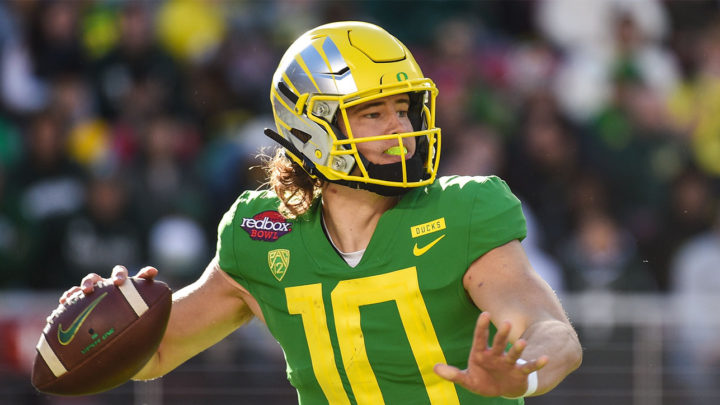 2020 NFL Draft Top 10 QB/RB/WR