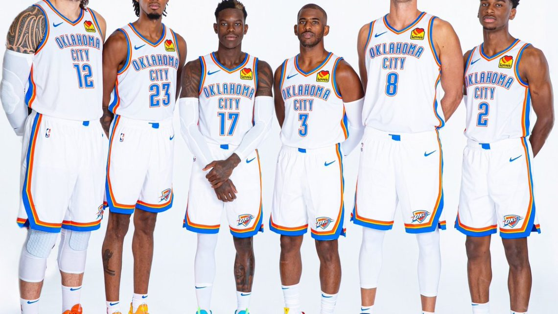 Oklahoma City Thunder 2019-2020 Season Outlook