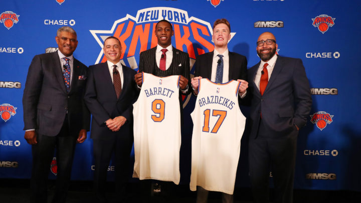 New York Knicks 2019-2020 Season Outlook