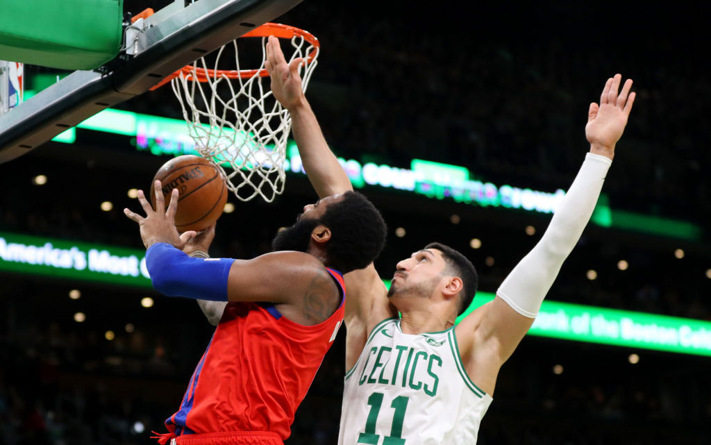 Enes Kanter Has Given the Celtics the Big Man They Needed