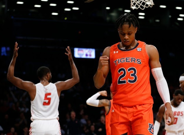 Isaac Okoro NBA Draft Profile