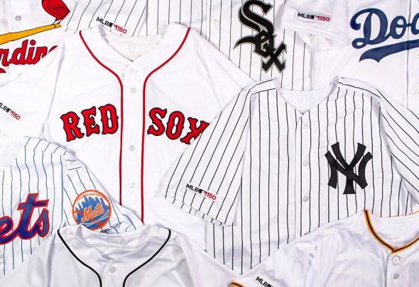 MLB Jersey Rankings