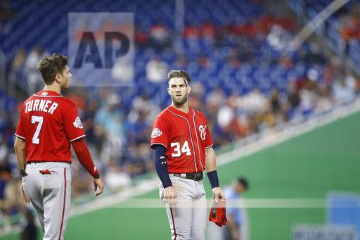 Why Are the Nationals Not Trading Bryce Harper?
