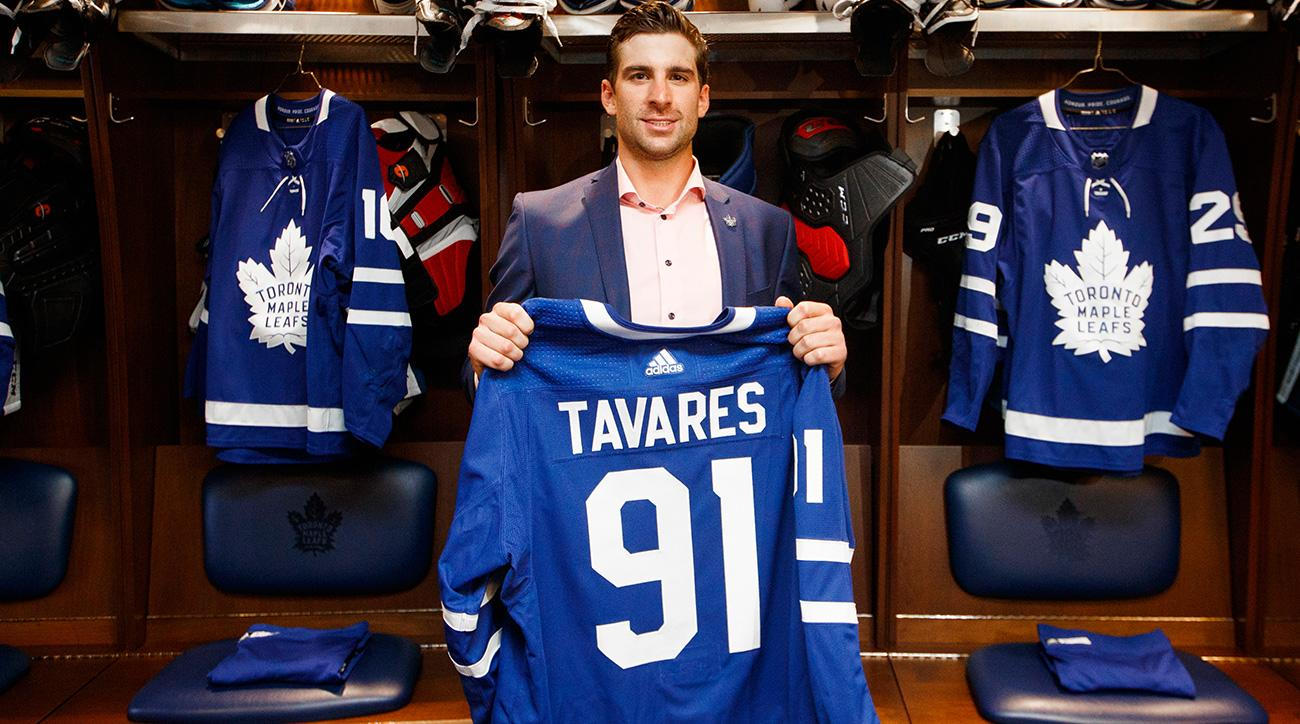 Reaction to the John Tavares Signing…Plus Some Other Signings