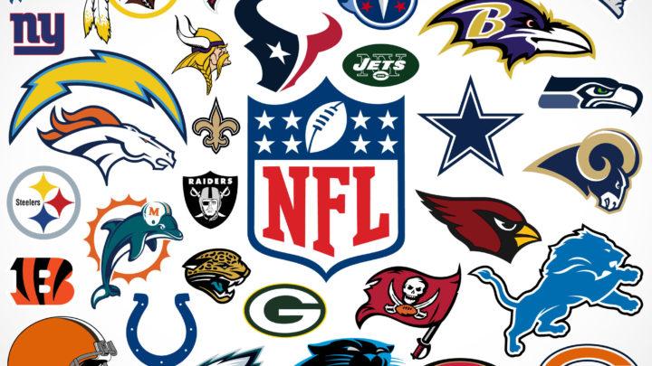 Complete 2018 NFL Rankings