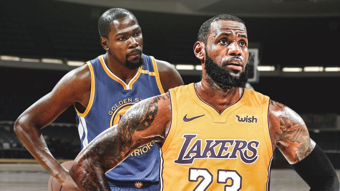 2018-19 NBA Power Rankings