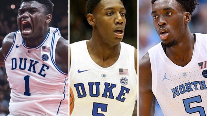 2019 NBA Mock Draft 2.0