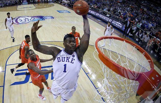 NBA Mock Draft (Post Lottery)