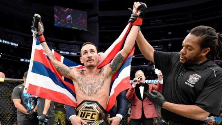 UFC Recap: UFC 240 Holloway vs Edgar