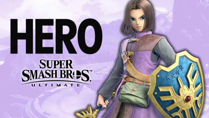 Hero Combos: Super Smash Bros Ultimate