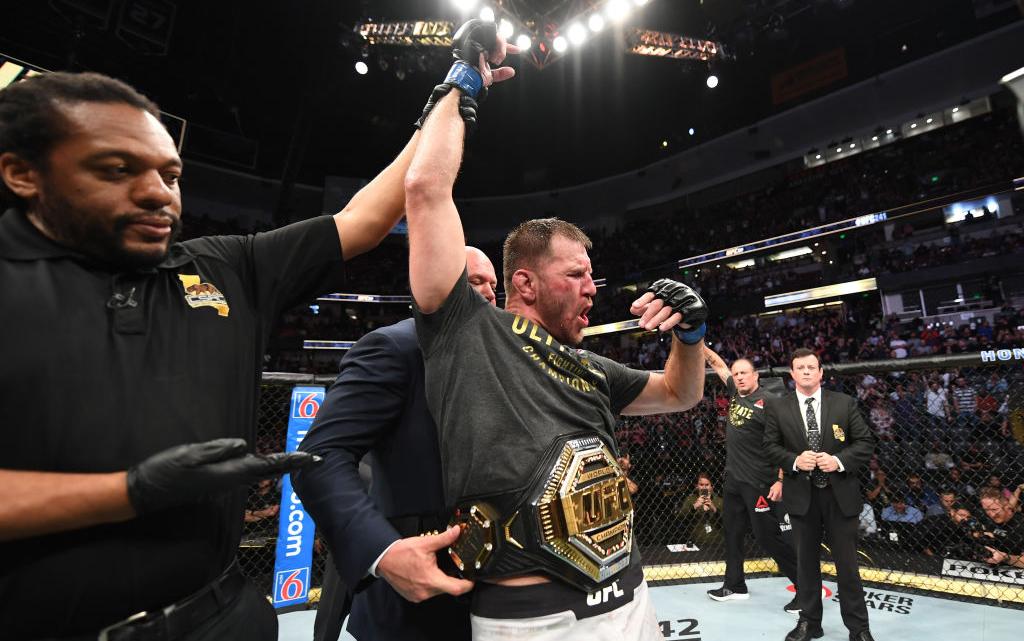 UFC Recap: UFC 241 Cormier vs Miocic