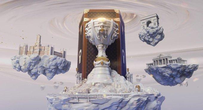 Louis Vuitton to Design League of Legends World Championship