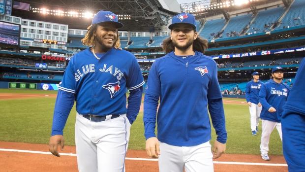 The 2023 World Series Champion Toronto Blue Jays