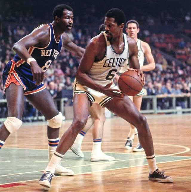 Boston Celtics All Time Team